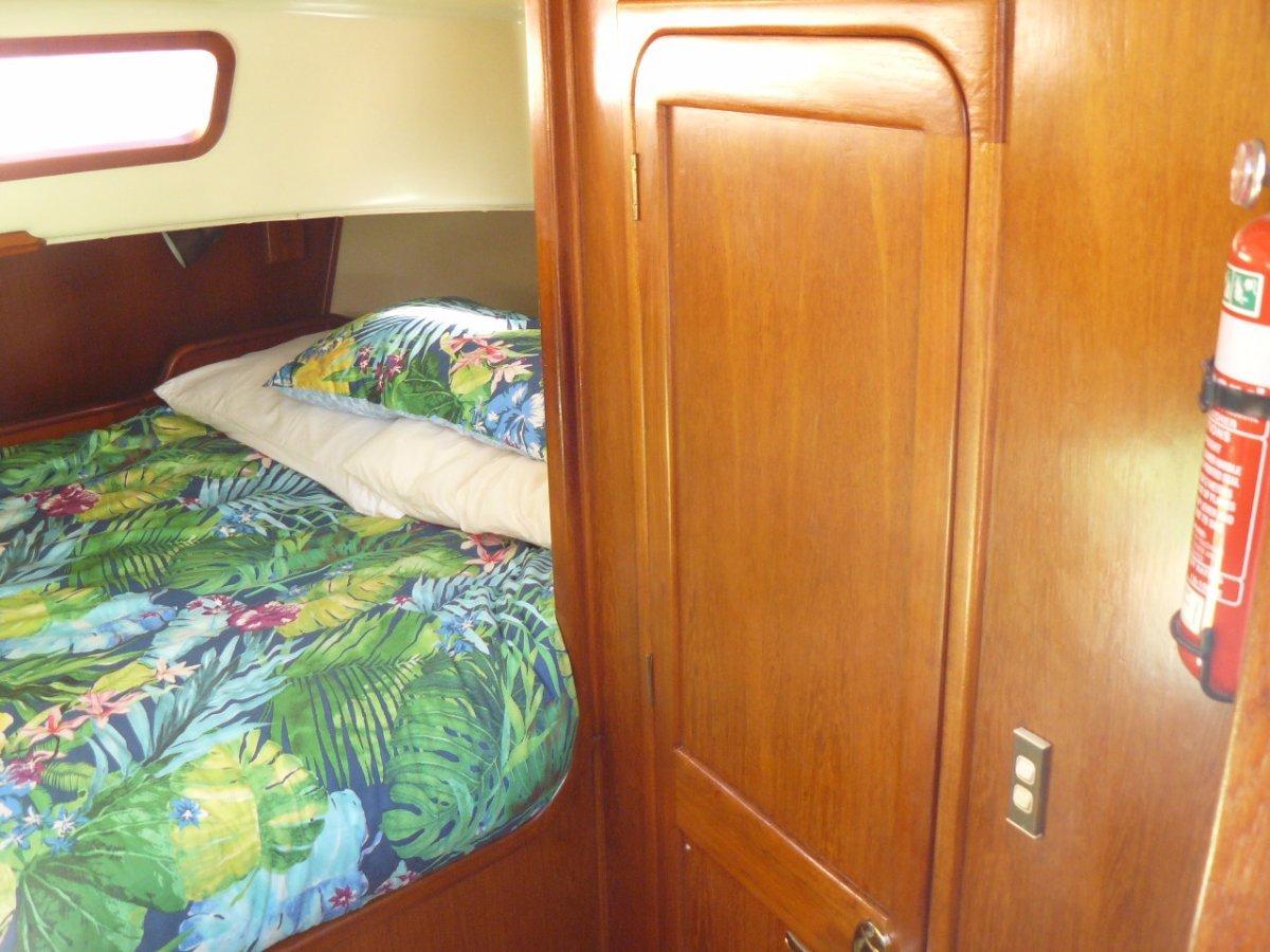Holman & Pye Blue Water Cruiser