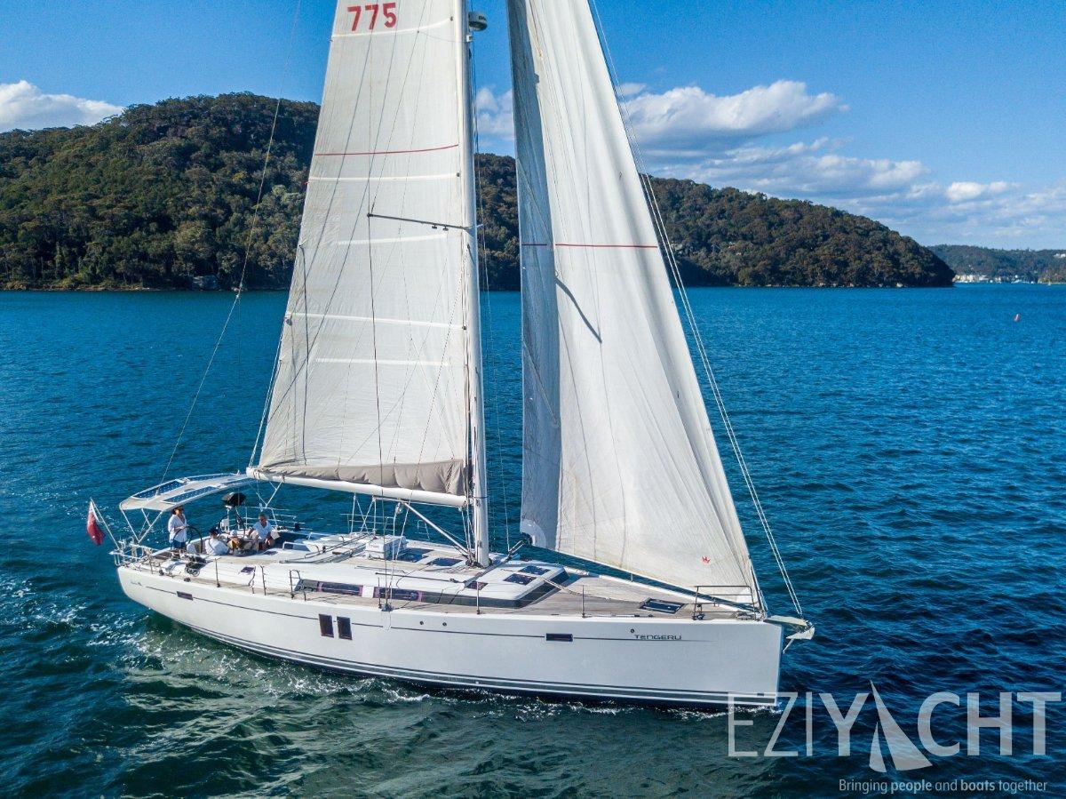 Hanse 495 - Luxury Offshore Performance Cruising Yacht