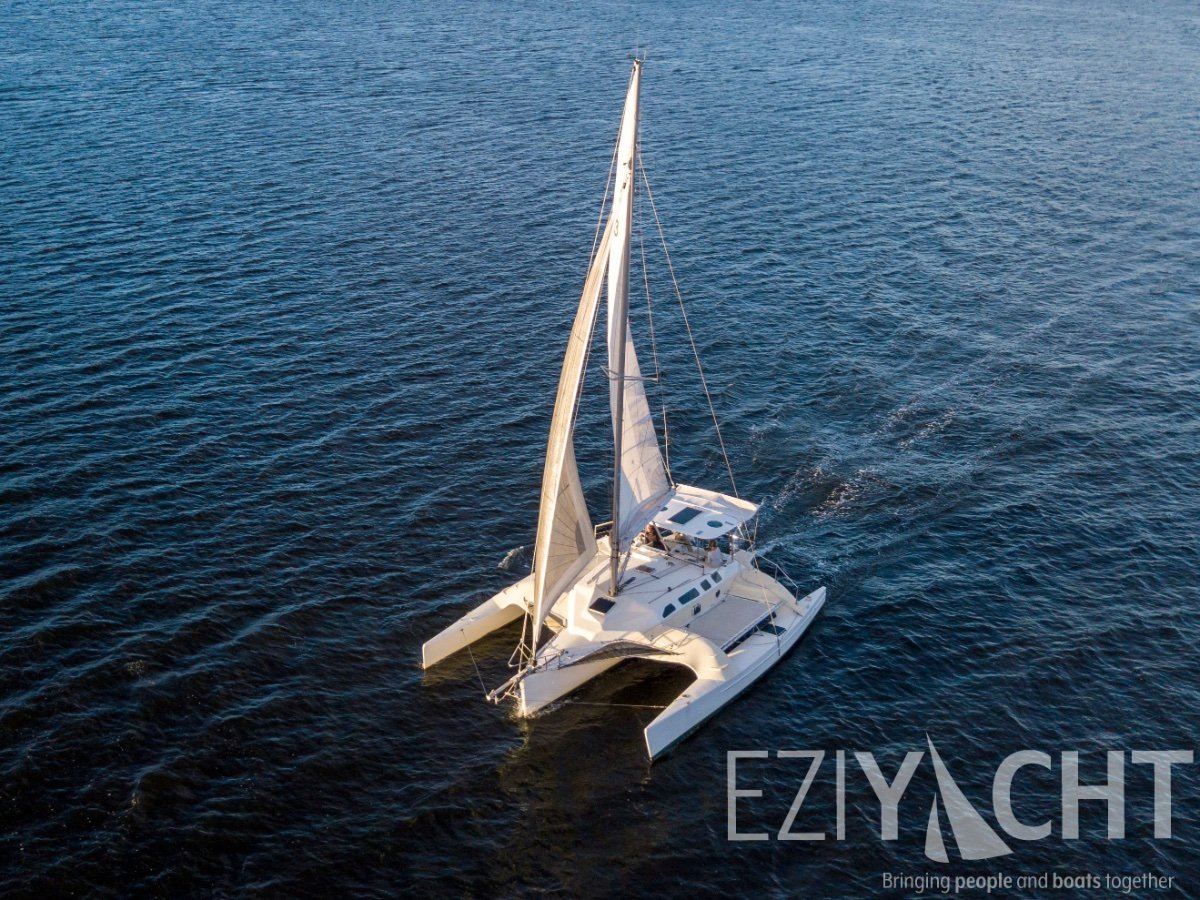 Mashford 36 Performance Cruiser or Liveaboard Expedition Yacht